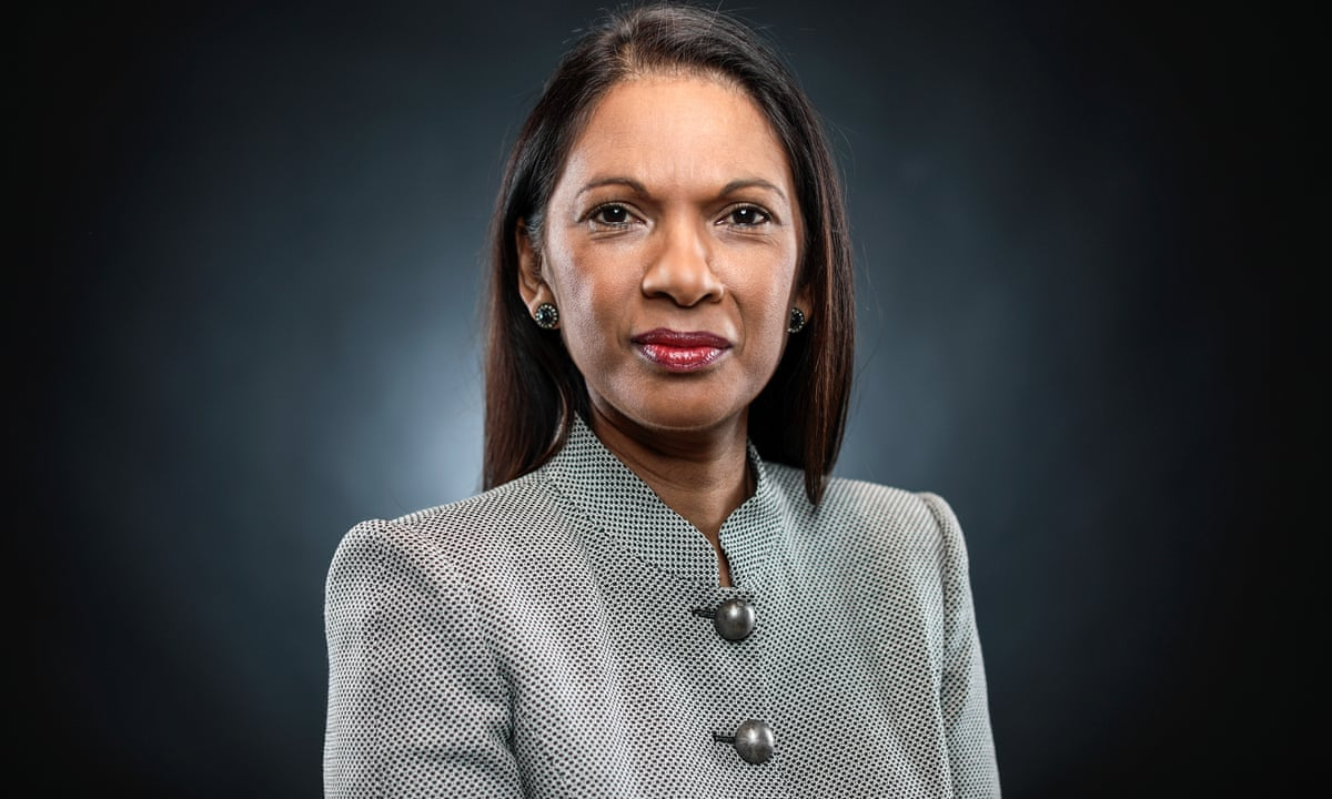 Gina Miller: 'How do we preserve Britain as a tolerant place?' | Gina Miller  | The Guardian