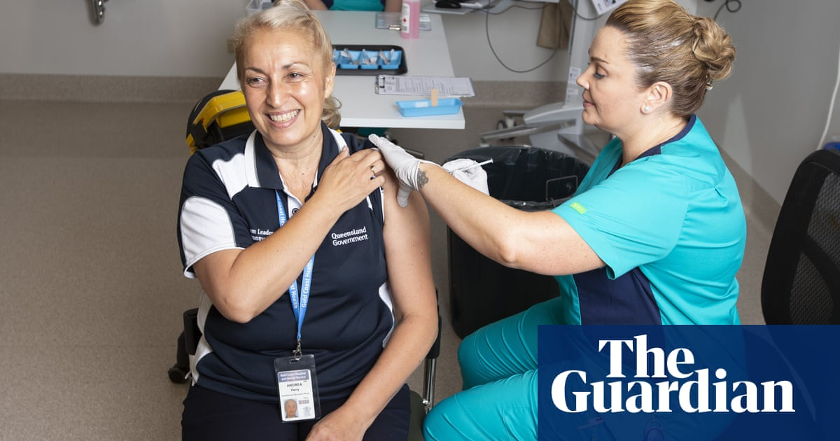 Hope for normality as Pfizer's Covid vaccine rolled out to priority groups across Australia