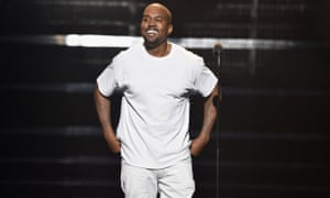 Kanye West presents his new video