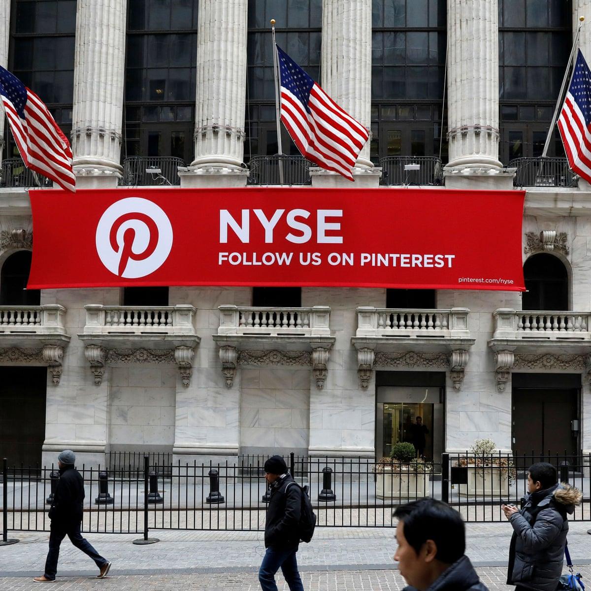 Pinterest pins hopes on cut price IPO as latest tech 'unicorn ...