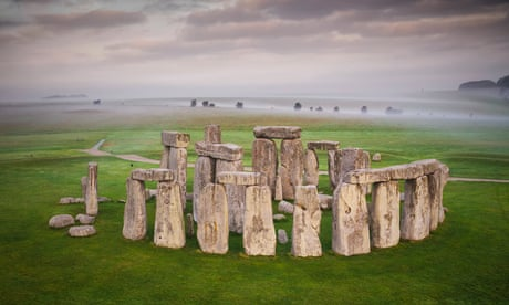 Stonehenge prepares to reopen with one-way systems and alfresco shops