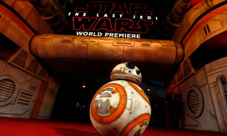 Star Wars: The Last Jedi review – may the eighth be with you