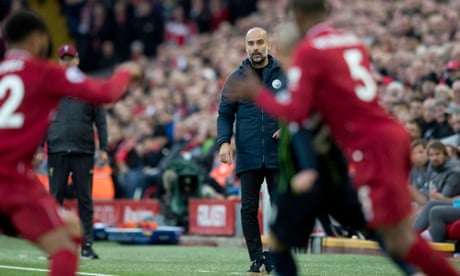 The Pep commandments: how lessons learned at Bayern stymied Liverpool