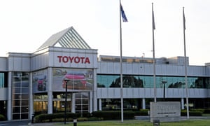 Part of the decommissioned Toyota plant will be transformed into a hydrogen production plant.