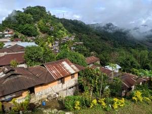Yaongyimchen village, Nagaland.