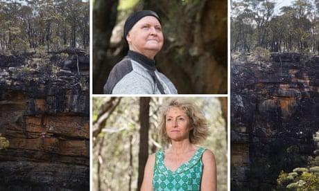 When Glenda met Sandy: descendants of massacre survivor and soldier unite in grief