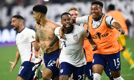US strength in depth and Canadian promise: what we learned from the Gold Cup
