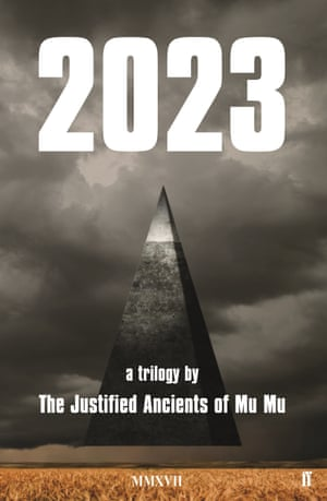 Book of shadows... 2023 by The Justified Ancients of Mu Mu.