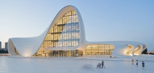 The Heydar Aliyev Centre