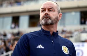 Steve Clarke has his work cut out