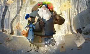 Best animated film nomination … Klaus.