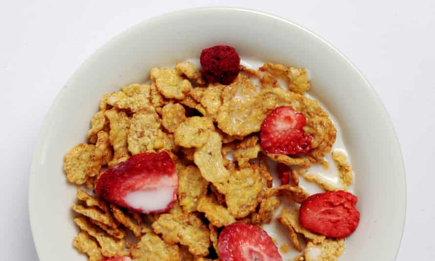 Kellogg's Special K ad: breached advertising rules.