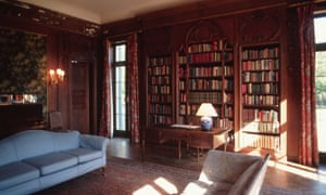The $2.6 million purchase of a collection of books Wharton had once owned herself contributed to the financial troubles at Wharton's former home