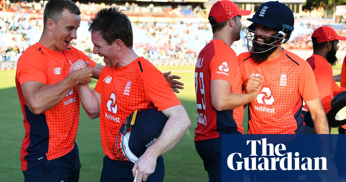 Morgan takes control as England chase down South Africa and the T20 series