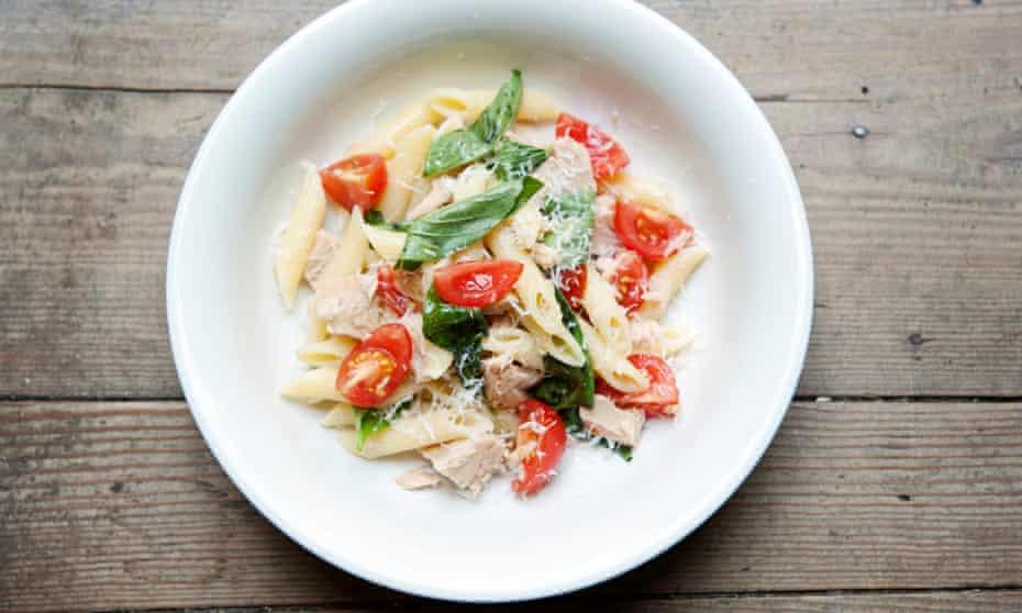 Angela Hartnett's ridiculously easy tuna pasta