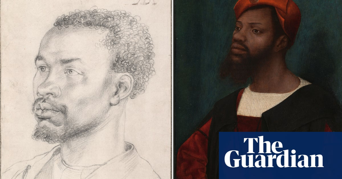 Earliest European portraits of African men on show together for first time