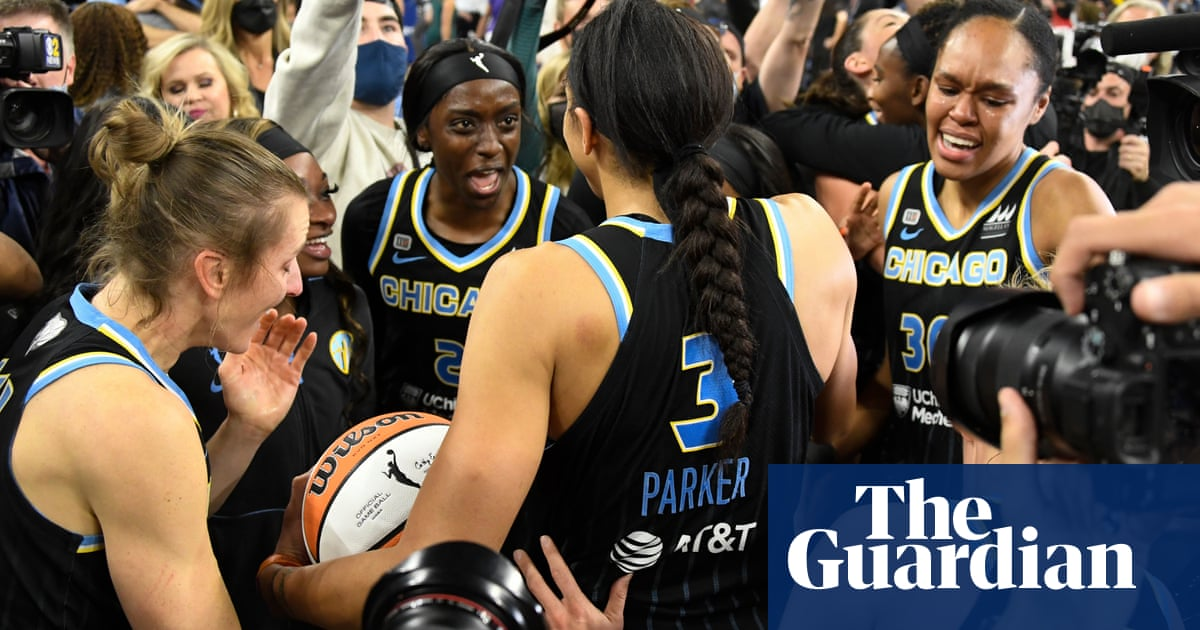 Parker returns home to help Chicago Sky to their first WNBA title