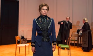 '... less a conventional sequel than a thought experiment inspired by the original' ... Laurie Metcalfe in A Doll's House Part 2