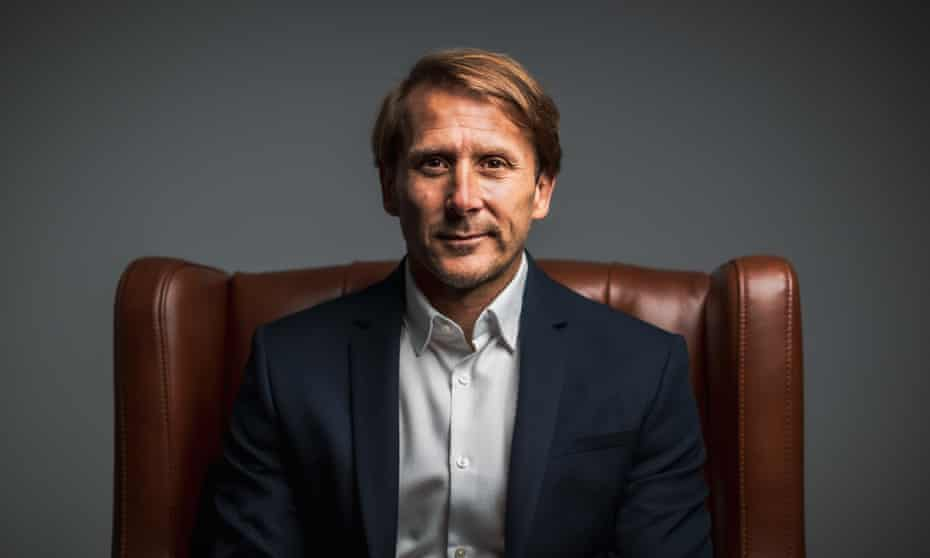 Gaizka Mendieta joined Middlesbrough when Steve McClaren was manager and says 'training was very strange'.