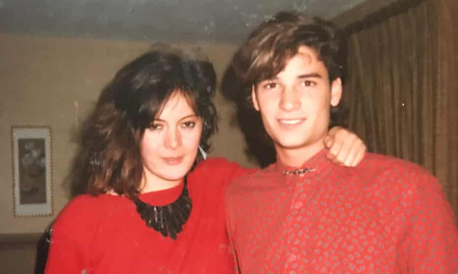 'On our second date I felt something brush against my ankle and thought, perfect, he has a cat. An 8ft boa slithered from under the bed': when Britt met Steve, back in the 80s