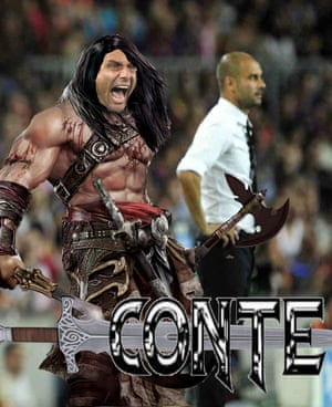 'Conte the Barbarian, another reason the Premier League will be interesting next season,' warns Stoush Gibbons