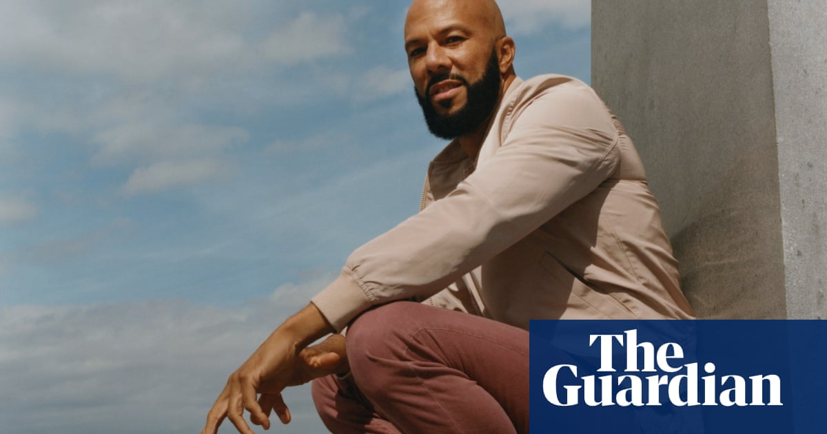 Common: I wanted to be the dopest. Then I found a higher purpose