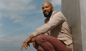 'I named the album Resurrection because I felt like I was coming back from the dead' ... Chicago rapper Common.