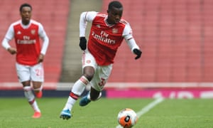 Arsenal are in danger of sending out a message that young players, such as Eddie Nketiah, have a better chance of progressing elsewhere.