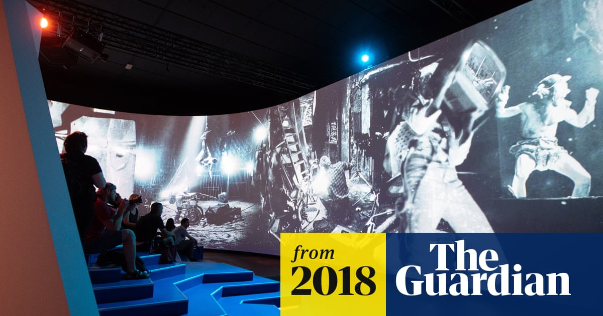 So much cooler back then': exhibition recreates Berlin