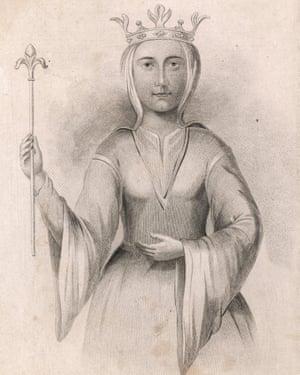 Matilda, daughter of King Henry I.