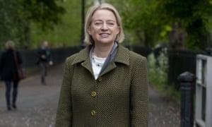 Green party leader Natalie Bennett