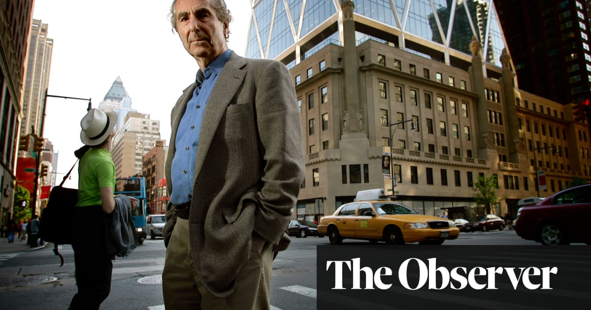 A master of self-promotion: letters reveal how Philip Roth 'hustled' for prizes