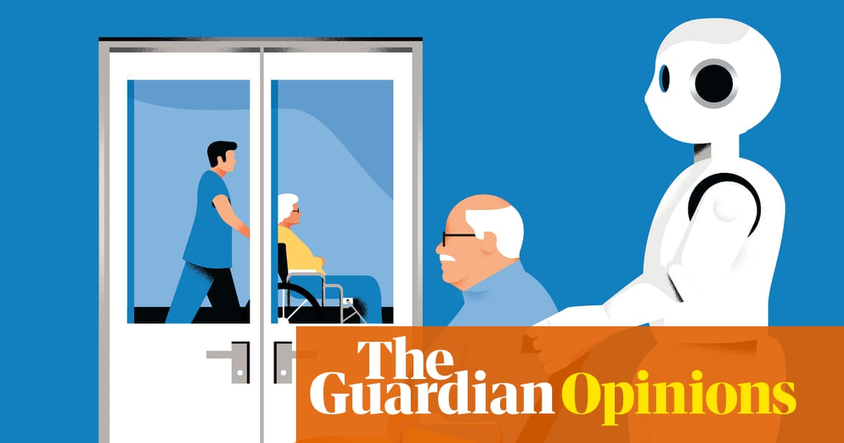 Robots could solve the social care crisis – but at what price ...
