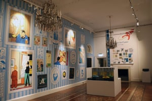 Photograph of exhibition