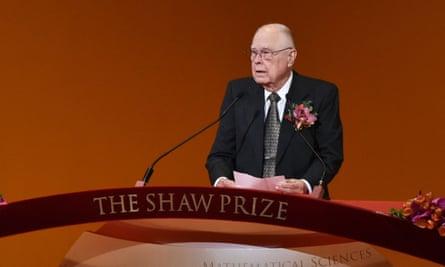 William Borucki wins the Shaw Prize in Astronomy
