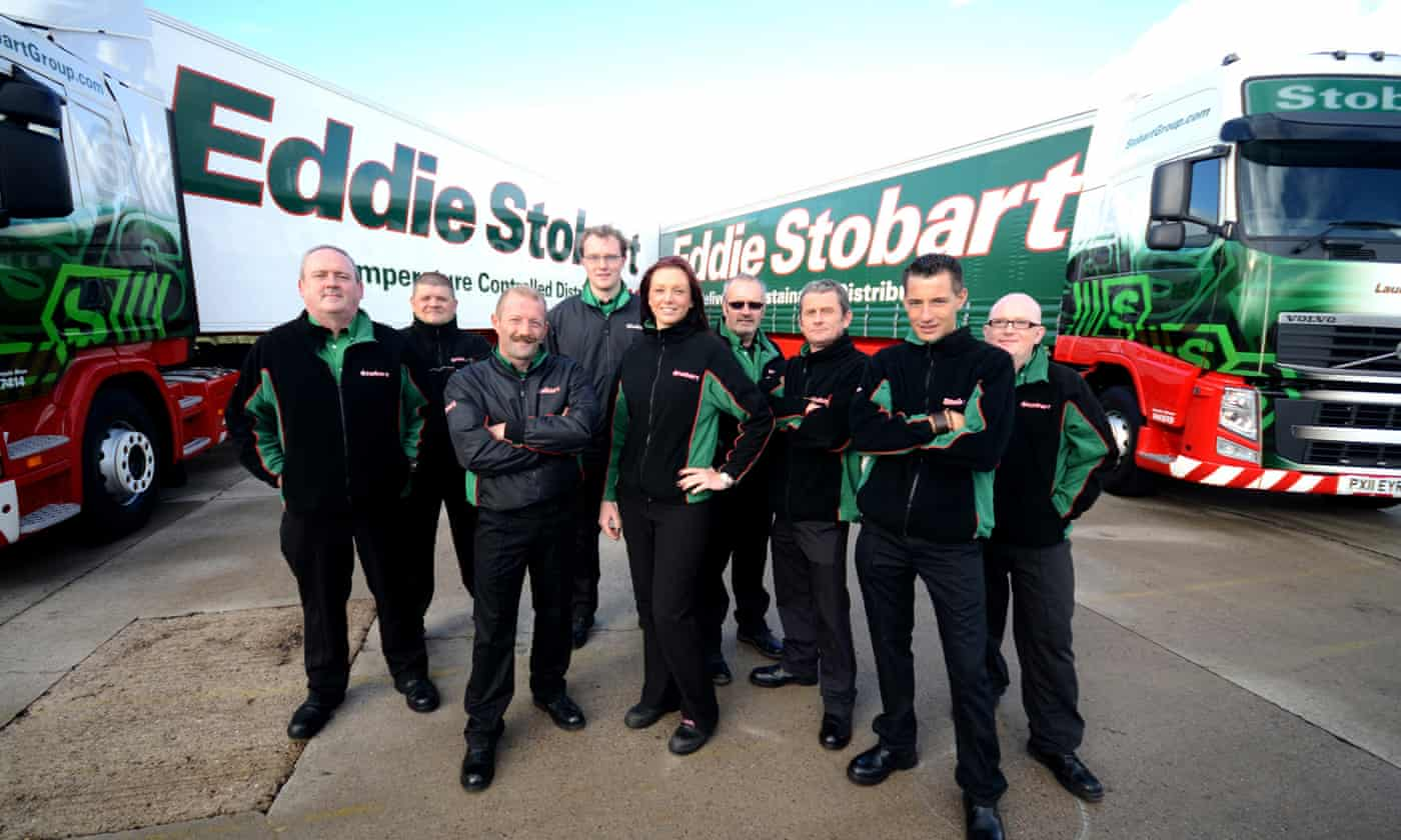 Eddie Stobart suspends trading in its shares after accounting error
