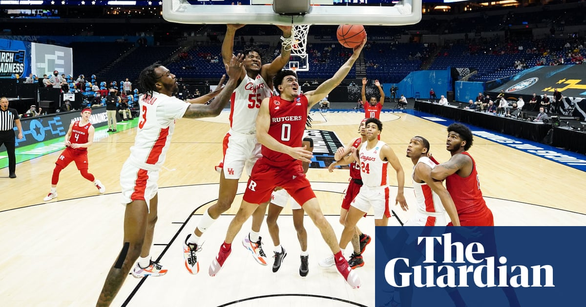 As March Madness rolls on, so will the myths of Black athletic superiority