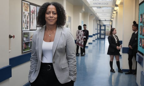 Equality in schools: 'What makes people think a black woman can't be headteacher?'