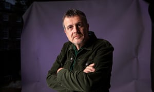 Thriller writer Mark Billingham.