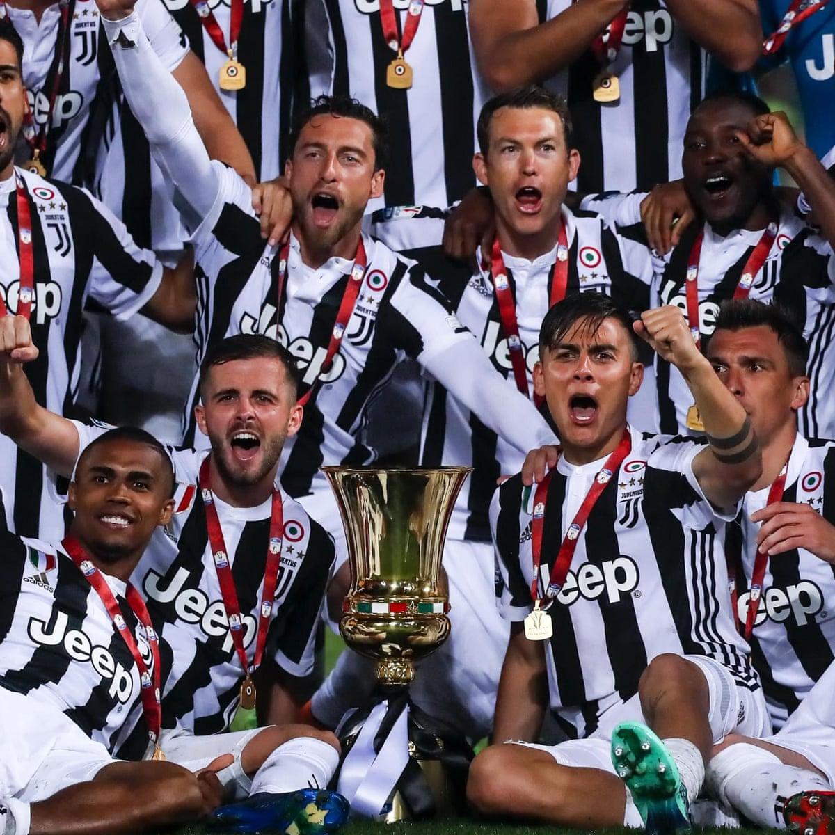 Juventus Thrash Milan 4 0 To Seal Record 13th Coppa Italia Victory Juventus The Guardian