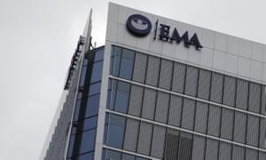 The European Medicines Agency building in London