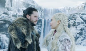 Their days are numbered ... Jon and Dany.