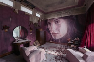 The Scarlet Room