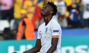 The European Under-21 Championship has been frustrating for Tammy Abraham and the England players and the striker is saddened by their early exit with a match to play.
