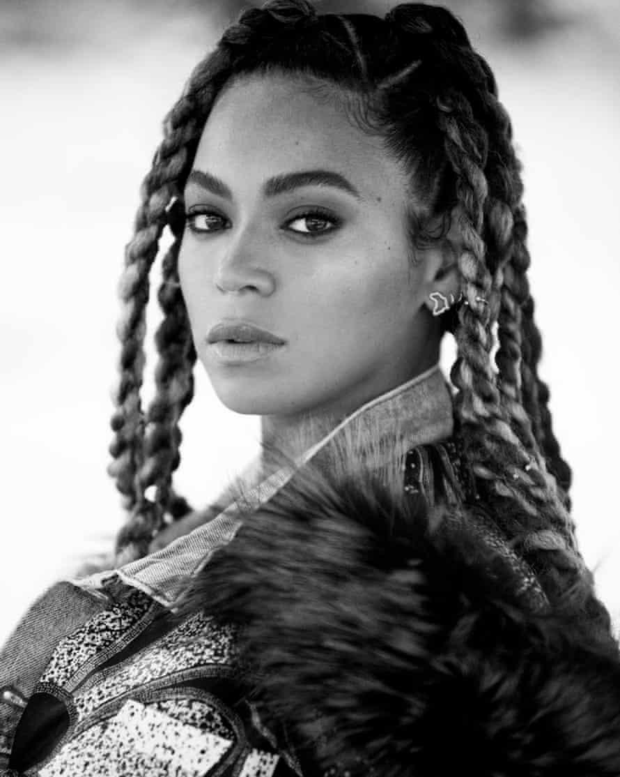 Beyoncé's Lemonade look