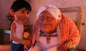 Best animated feature? ... Coco.