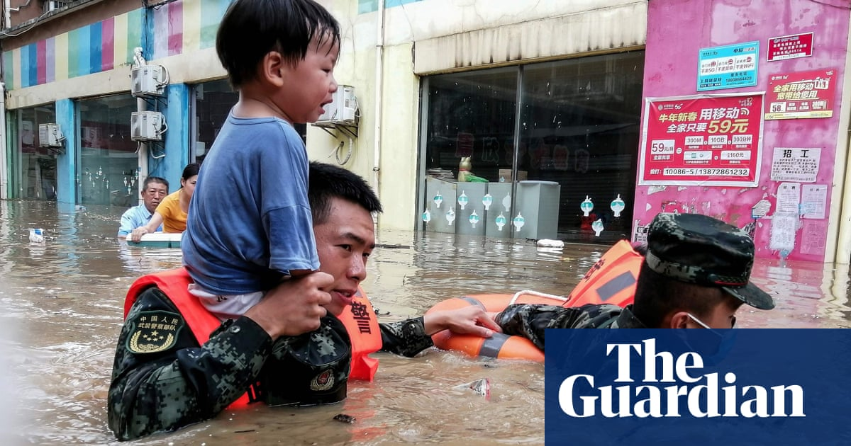 A billion children at 'extreme risk' from climate impacts – Unicef