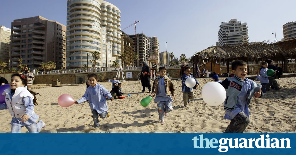 Beirut's last public beach: residents fear privatisation of Ramlet al-Baida