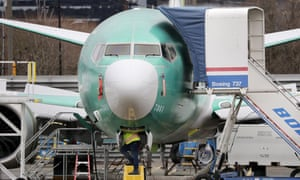 Boeing grounded its bestselling 737 Max planes after two deadly crashes in 2018 and 2019.