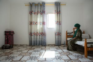 Nadra in her aunt's house in an affluent district of Hargeisa, popular with returning diaspora.